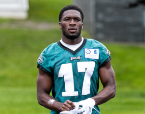 Breaking News: Nelson Agholor Ruled Out Against the Redskins with Ankle Injury