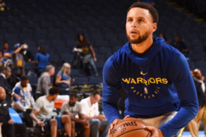 Breaking News: Stephen Curry Out For 3 Months with Broken Left Hand