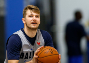 Breaking News: Luka Doncic Out For 2 Weeks with Ankle Sprain