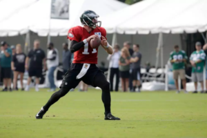 Breaking News: Carson Wentz Ruled Out For Remainder of Seahawks Game with Head Injury
