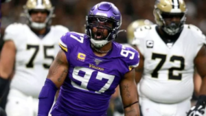 Minnesota Vikings Everson Griffen Opts Out of Contract