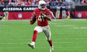 Kenyan Drake Tweets #NewProfilePic In Arizona Cardinals Gear