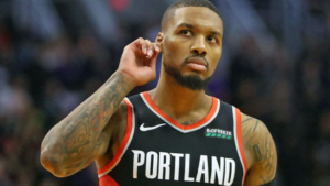 Breaking News: Damian Lillard Out For All Star Weekend with Groin Injury