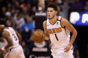 Devin Booker to Replace Injured Damian Lillard In All-Star Weekend