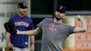 Breaking News: Chris Sale Out with Tommy John Surgery On Left Elbow