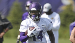 Minnesota Vikings Trade Stefon Diggs to Buffalo Bills for A First Round Draft Pick