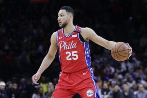 Ben Simmons Diagnosed with Nerve Impingement Following Lower Back Tightness