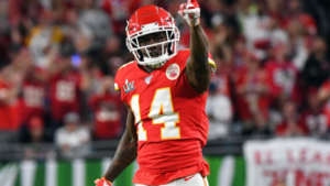 Kansas City Chiefs Sign Sammy Watkins to New 1-Year Deal Clearing $5M in Cap Space