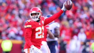 Bashaud Breeland Returning to Chiefs on 1-Year Deal Worth Up To $4.5M