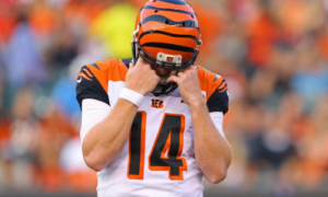 Dallas Cowboys Sign Andy Dalton to $3M, 1-Year Deal