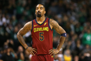 Los Angeles Lakers Sign J.R. Smith to $300k, 1-Year Deal